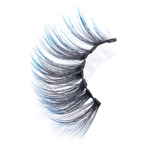 Check out the Stormy Magnetic Lash style from MoxieLash! Make your eye color stand out.