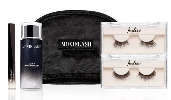 Take a look at the starter bundle and get an every day glam look.