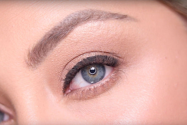 How to wear the magnetic gel eyeliner from MoxieLash.