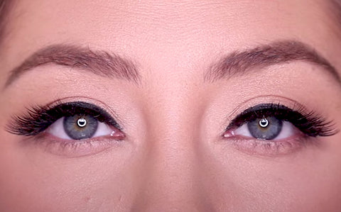 Wifey Lash is perfect to draw out a cat eye makeup look!