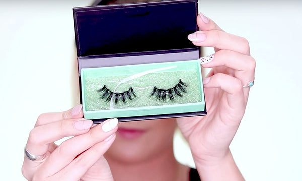 Apply your money eyelash style by MoxieLash.