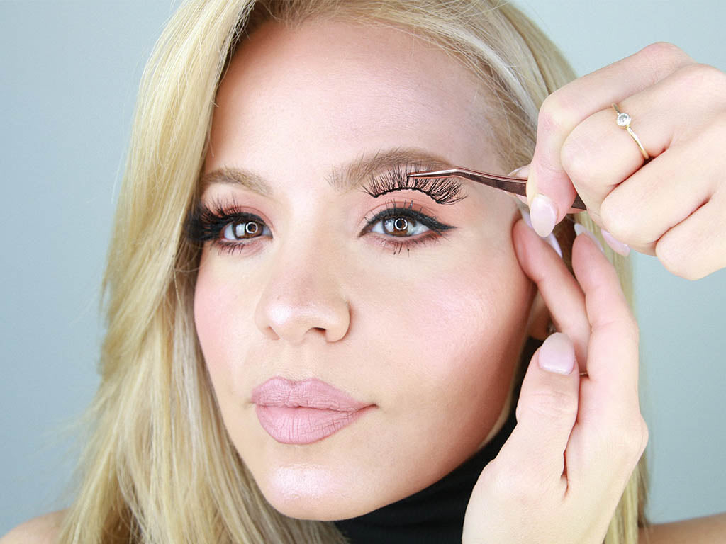 Are mink lashes safer than wearing lash extensions?