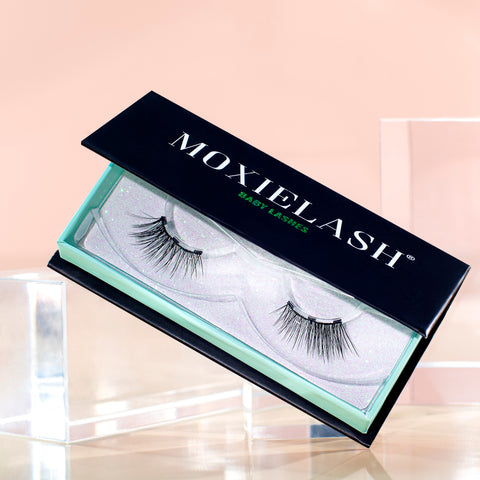 Most natural accent lash