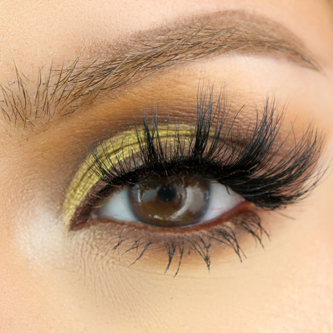 The Baddy Lash is our most bold eyelash from MoxieLash!
