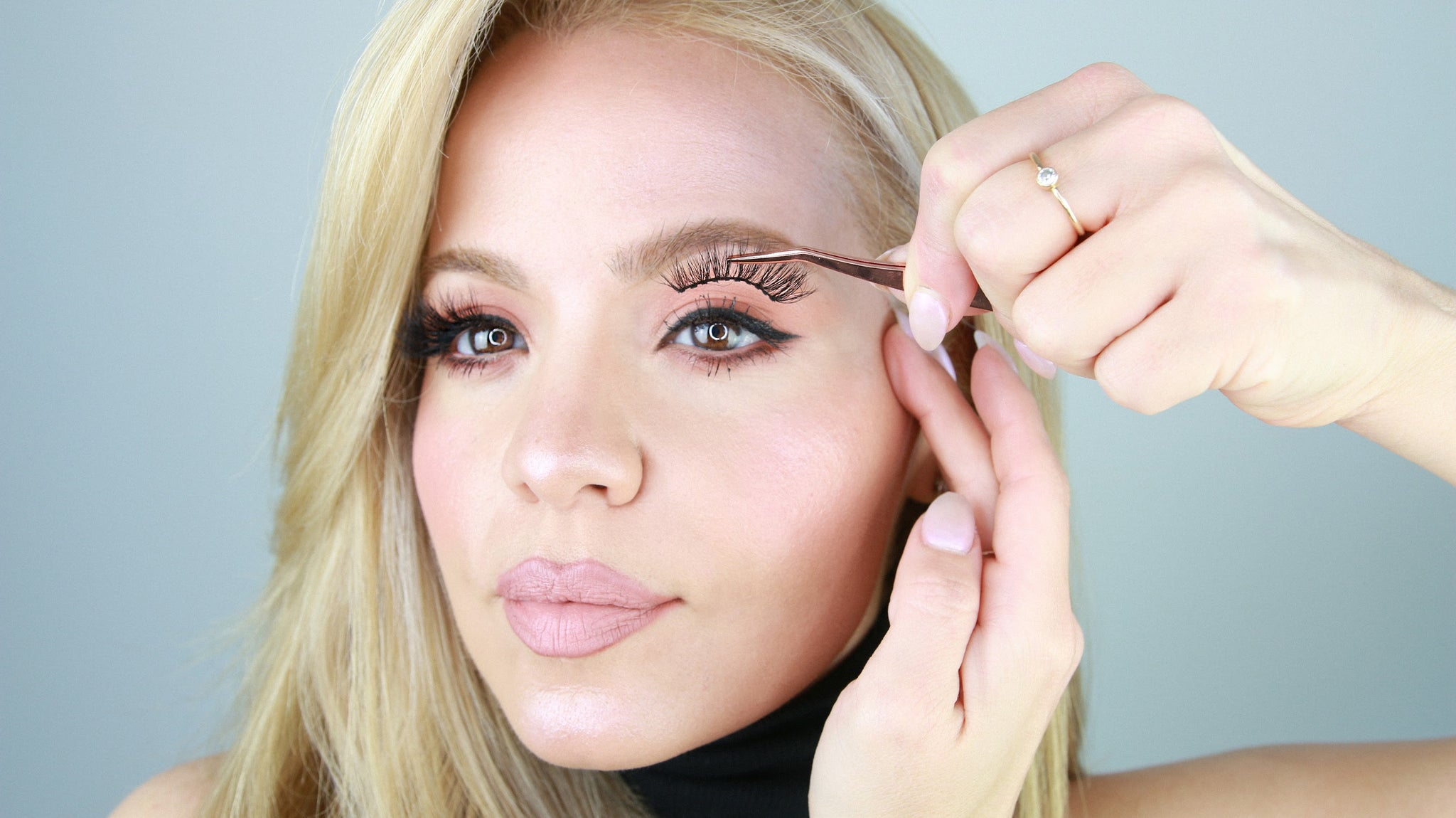Here are the best magnetic lashes for almond shaped eyes,