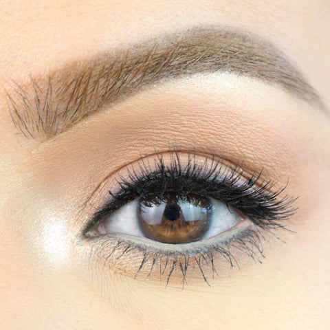 Wear the Classy Lash for a natural look for both day at night with MoxieLash.