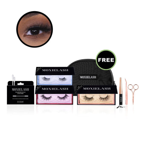 Hooded Eyes Bundle - 10 Magnet