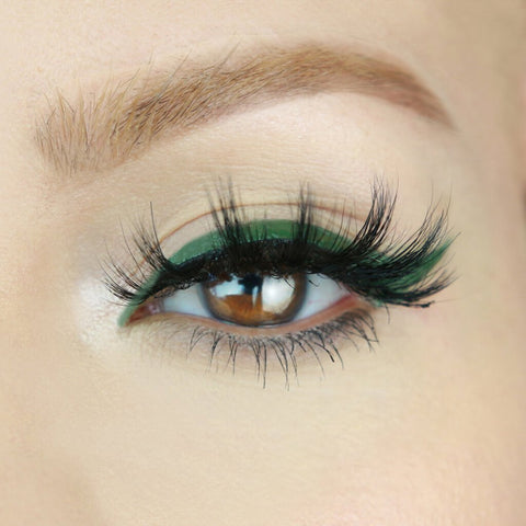 Olive Colored Mini Liquid Magnetic Eyeliner