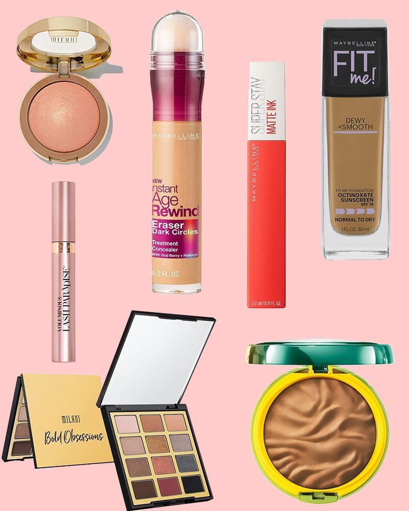 Here are the best 7 makeup products under $10 that you'e going to want right now!