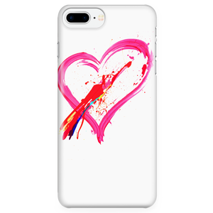 Heart with Pizzazz - Cell Phone Cover