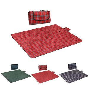 "1PC 60x70"" Outdoor Oxford Mat Waterproof Picnic Blanket Rug Travel Outdoor Beach  Camping Mat 3 Colors"