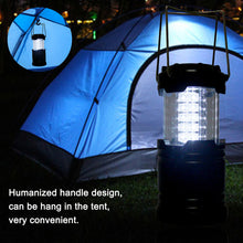 30-LED Outdoor Waterproof Portable Camping Light Emergency