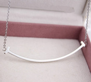 Stunning Smile Necklace