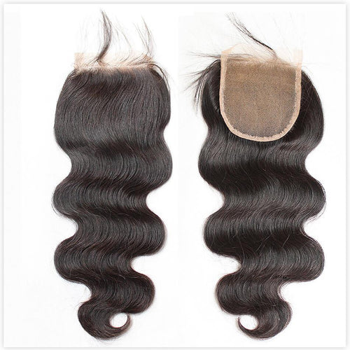 RAW INDIAN LACE CLOSURES