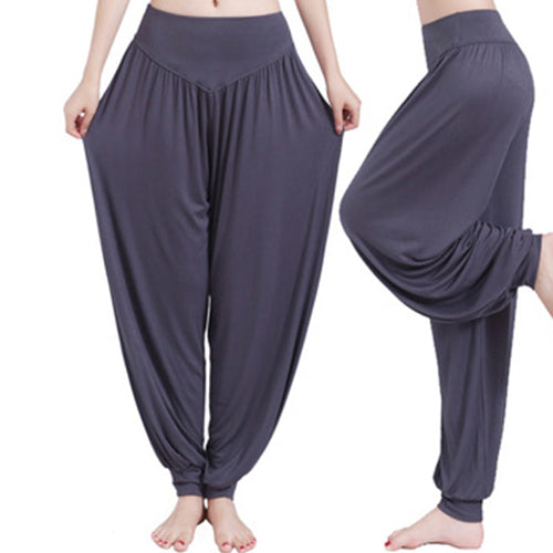 Large pants for women