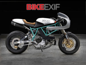 BIKE EXIF: THE MISSING LINK: MOTO STUDIO'S PAUL SMART DUCATI