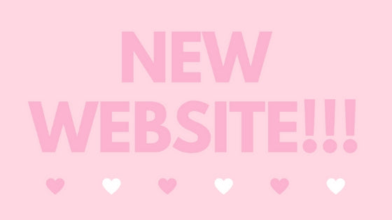 pink new website graphic for growing pains new shopify website blog post