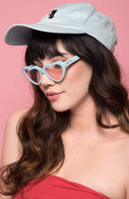 Betty and Veronica Cheryl Sunnies by A Fashion Nerd - Baby Blue - sunglasses - Betty and Veronica - Roses N Retro