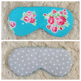 Sleeping with Roses Sleep Mask - Various Colors - eyemask - Scarlett's Cozy Cottage - Roses N Retro