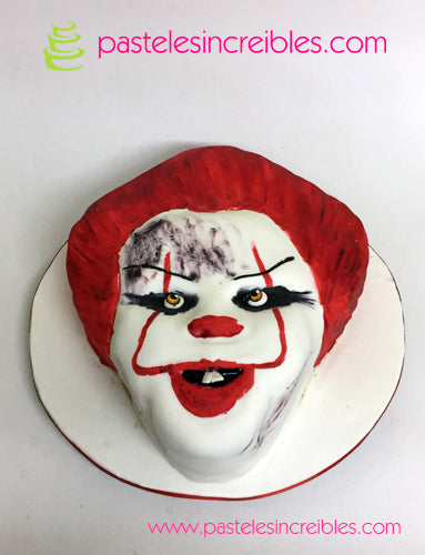 Pastel de IT el Payaso