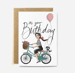 BIKE BIRTHDAY