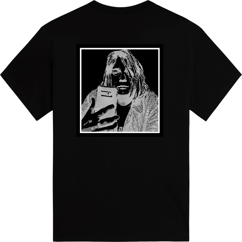 "Mother's Little Angels ""Kurt Cobain"" Shirt"