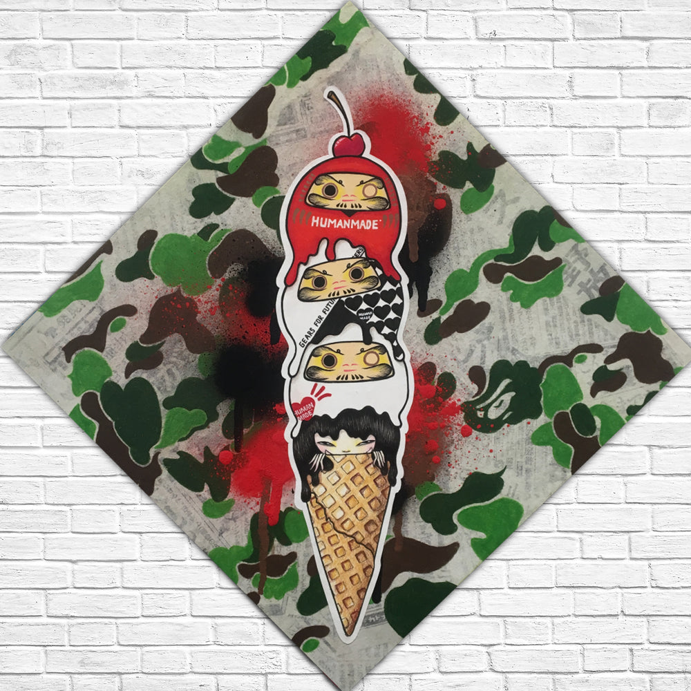 ヒップホップ氷菓 Hip Hop Hyouka (Hip Hop Ice Cream)