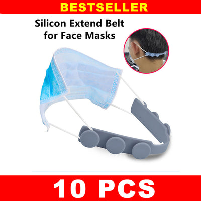 Extended Belt For Masks anti-earache (10PCS)