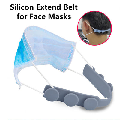 Extended Belt For Masks anti-earache (5PCS)
