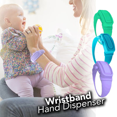 Wristband Hand Dispenser EXCLUSIVE OFFER