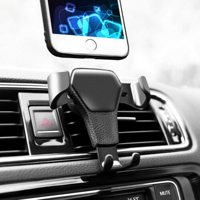 One-Handed Car phone holder - Perfect 2020 Gift