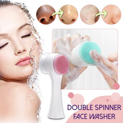 Cleansing Duo Face Brush