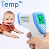 #1 Temp™ Digital Infrared Forehead and Ear Thermometer