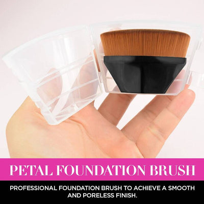 Home of the Original Flawless Foundation Brush™