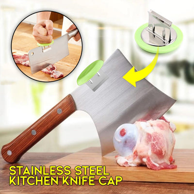 Stainless Steel Kitchen Knife Cap