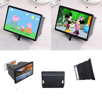 3D Phone Screen Amplifier 🎁 Perfect for Parents & Childrens.