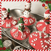 OFFER Christmas Nozzles Baking Kit (15 pcs)