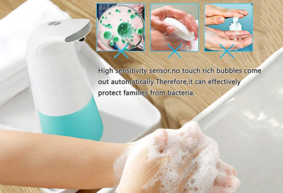 99% Inhibition Of Bacteria & Durable Non-drip Design