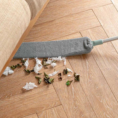 Bedside Dust Brush Long Handle Mop 2x2