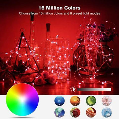 Customized LED light string