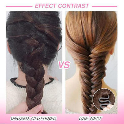 Hairdressing Tools (Make Different Braided Hairstyles)