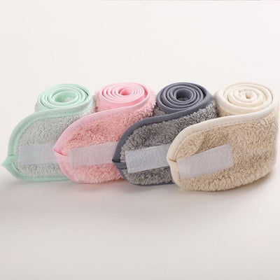 Women Bath Shower Cosmetic Hair Bands