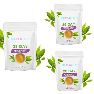 METEATOX™ Health & Wellness Teas