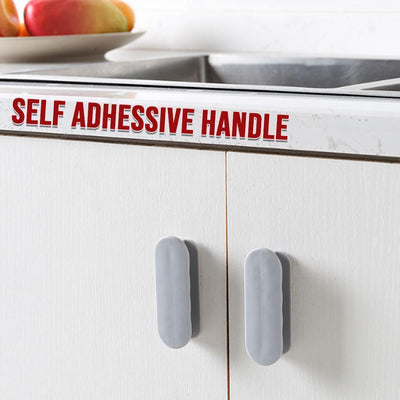 Sticky Auxiliary Handle