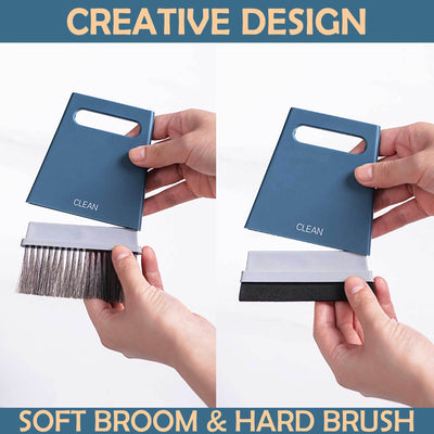 Countertop Broom Scraper Set