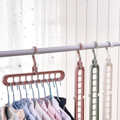 Nine® - Multi-Port Clothes Hanger Buy 2 & Get 1+ FREE