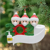 😷🎄  Funny 2020 Ornament Gift - Write Names on them!