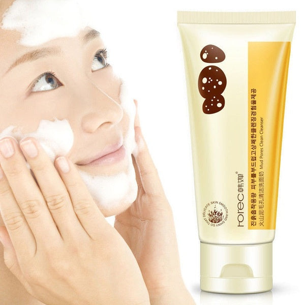 Deep Acne Cleansing Foam