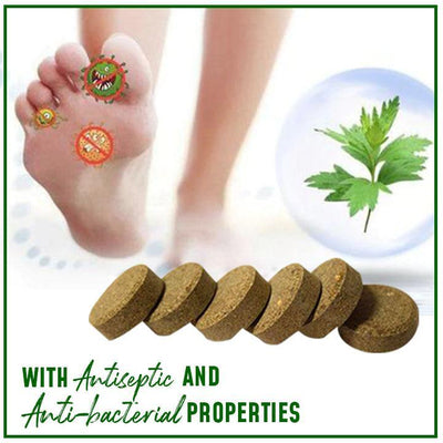 Anti-fungal Peeling Foot Soak