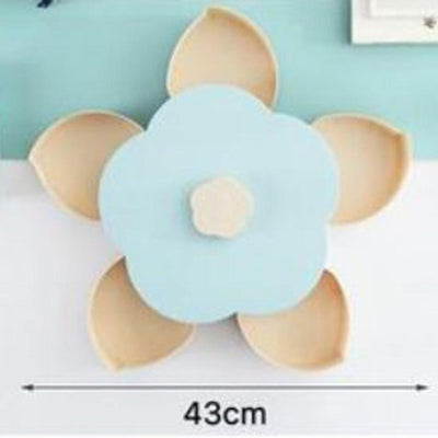 Unique Petal Shape Snack Box